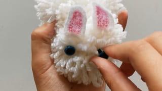 Étape 4: réaliser la tête du lapin