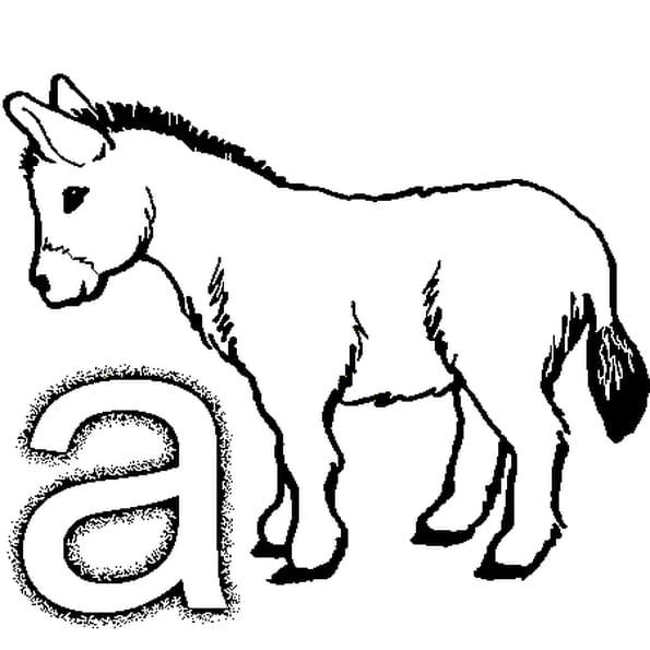 Lettre a coloriage lettre a en ligne gratuit a imprimer sur coloriage tv - Lettres a imprimer ...