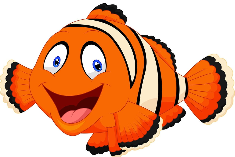 Coloriage poisson sur - Dessin de poisson rouge ...
