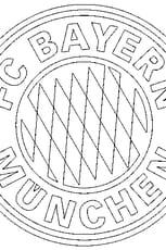 Coloriage Bayern Munich en Ligne Gratuit à imprimer