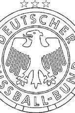 Coloriage Écusson équipe d'Allemagne