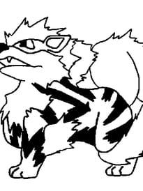 Pokémon arcanin