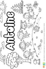 Antoine prénom de garçon version 4