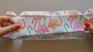 Étape 6: collage du paquet