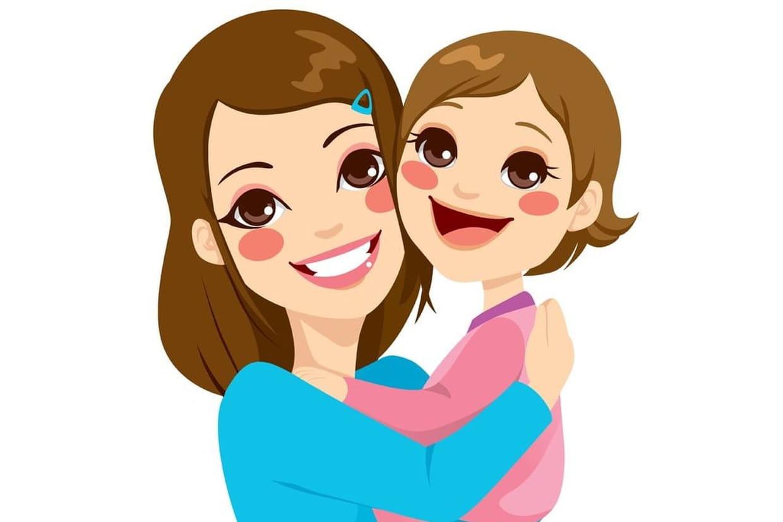 Cest Toi Ma Maman Chansons Pour Enfants Sur Hugolescargotcom