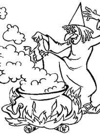 de sorcière