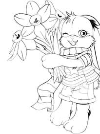 Lapin manga
