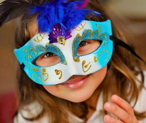 Masques de Carnaval à fabriquer