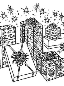 De cadeaux pour Noël