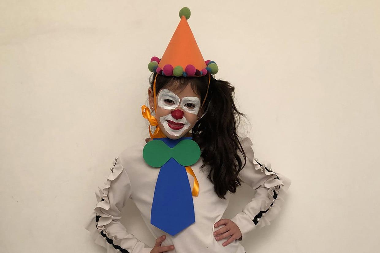 4dc8b2a9061 Tutoriel déguisement de clown pour Carnaval