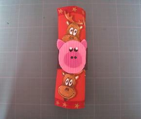 Le rond de serviette Cochon