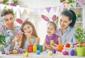 Déco de Pâques: des idées pour décorer la maison
