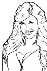 Coloriage Kelly Kelly