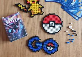 Perles à repasser Pokémon: Attrapez-les tous!