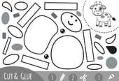 Paper Toys a colorier