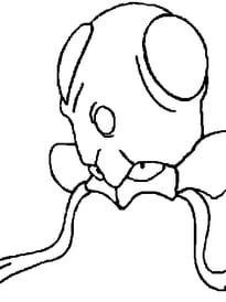 Pokémon tentacool