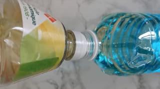 Bouteille sensorielle liquide