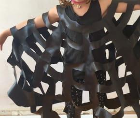 Déguisement toile d'araignée pour Halloween [VIDEO]