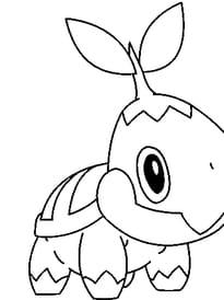 Pokémon Tortipouss