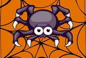 Comptine Sur le plancher, une araignée...
