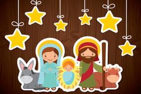Crèche de Noël et Nativité
