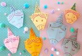 Origami licorne [VIDEO]