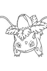 Coloriage Pokemon Herbizarre En Ligne Gratuit A Imprimer