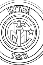 Coloriage Inter Milan