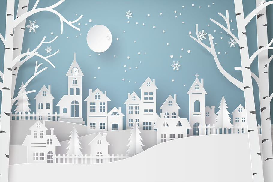 Bricolages Pochettes de Noël: de jolis sacs à cadeau à faire soi-même