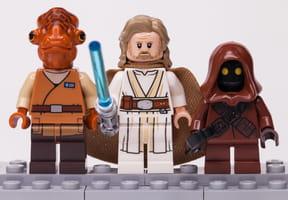 Lego Star Wars: le top des coffrets pour atteindre les étoiles!
