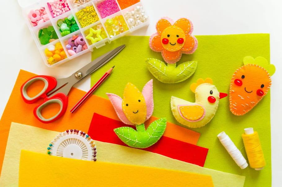 Bricolages de printemps: nos activités à fabriquer soi-même
