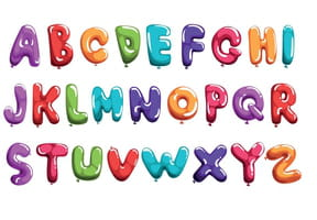 Comptine alphabet en Anglais