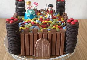 Recette du gâteau château fort [VIDEO]