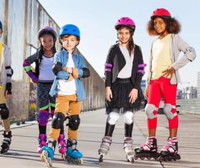 Rollers pour enfant: le top pour apprendre à patiner