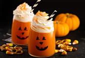 Jus de citrouille sucré Halloween