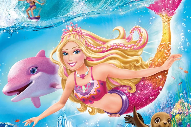 Dessin MANGA: Dessin Anime Barbie Dreamhouse En Entier