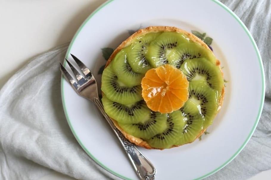 Tartelettes au kiwi