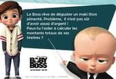 Jeux à imprimer Baby Boss