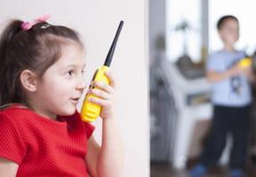 Les meilleurs talkie-walkies pour enfants