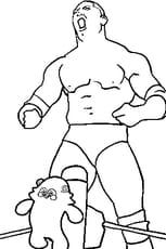 Coloriage Catch Batista en Ligne Gratuit à imprimer