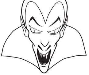 Tête de Vampire