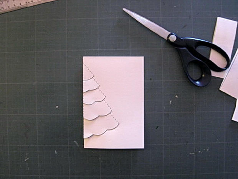Carte De Noel 3d A Imprimer.Carte Sapin De Noël En 3d