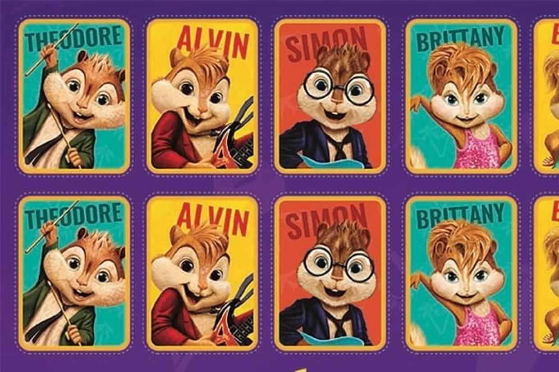 Jeux A Imprimer Alvin Et Les Chipmunks