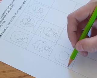 Jeu du Qui est-ce en dessins?
