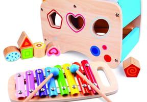 Quels jouets pour suivre la méthode Montessori?