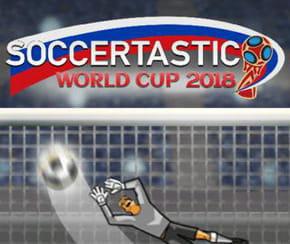 Jeu: Soccertastic Coupe du Monde2018
