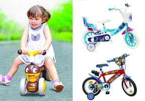 Notre sélection de vélos