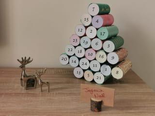 Étape 7: Fin du tutoriel du calendrier de l'avent sapin de Noël