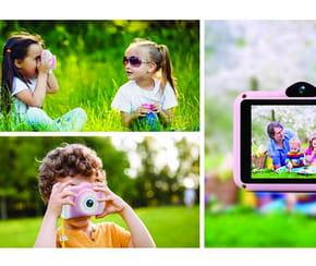 Quelles sont les nouveautés en matière d'appareils photo pour les enfants?