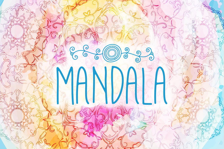 Coloriage mandalas belle saison sur - Hugolescargot mandala ...
